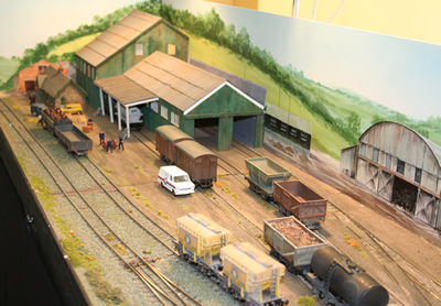 Description based on material supplied by the layout owner