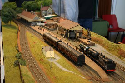 oakley model railway