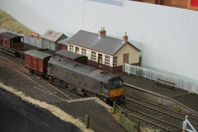 Nearest Service Station >> Cheltenham Model Railway Exhibitions